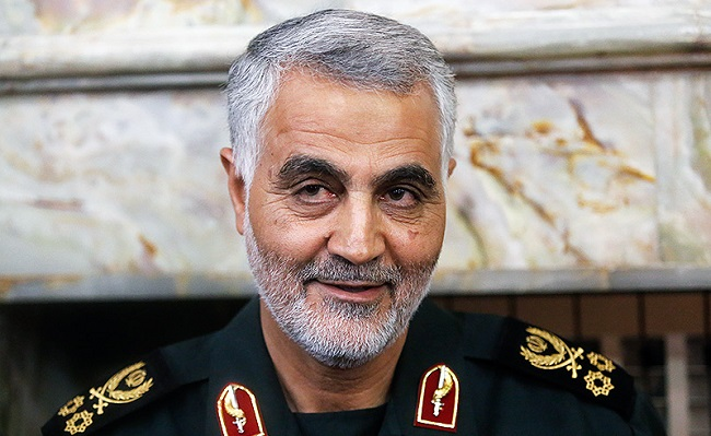 Russia denies Iranian general's visit to Moscow