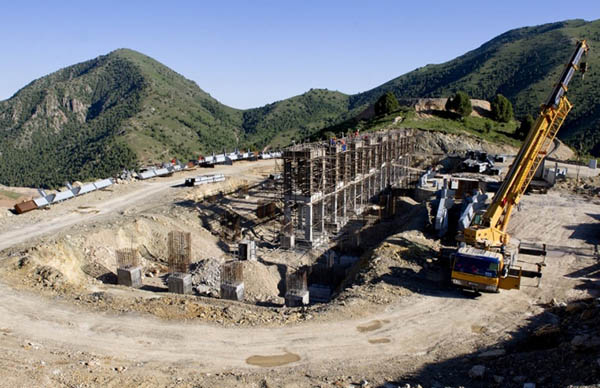 Copper miner reports fire at north Kazakhstan project