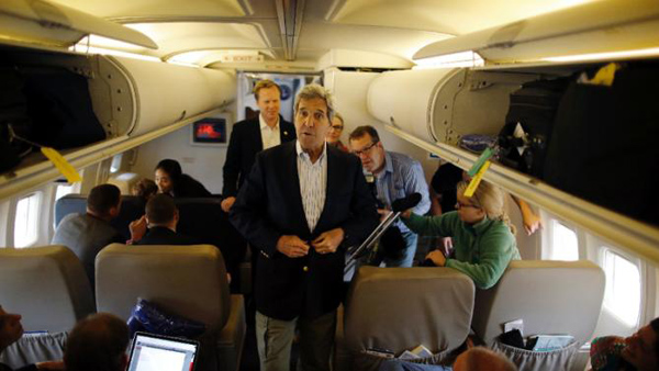 Kerry to travel to Vienna, Central Asia