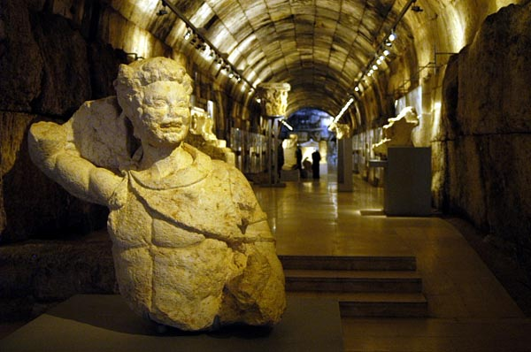 Ottoman cellars in Lebanon turned into 'Cave of Arts' museum