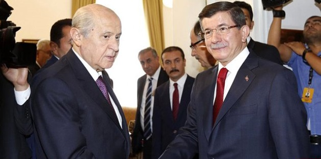 Turkey: nationalist MHP rejects minority govt with AKP