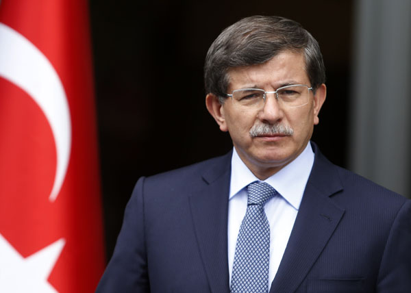 No solution in Syria crisis without Turkey: PM