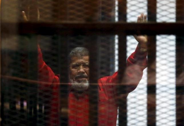 Egypt's Morsi sentenced to three years in prison