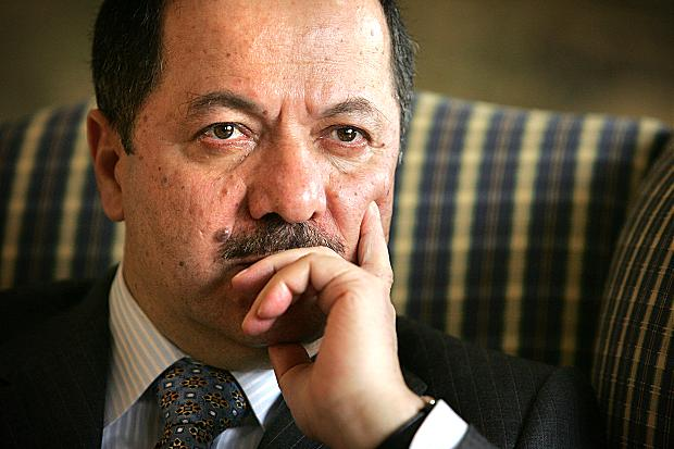Barzani calls for solution to KRG's presidential crisis