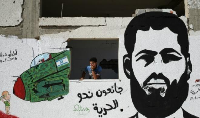 Israel offers to free Palestinian hunger striker if he flees
