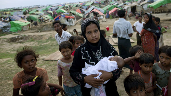 Global Rohingya Center opens branch in Istanbul