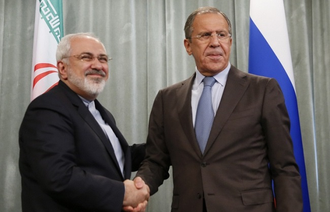 Zarif in Moscow, Russia's position on Assad 'unchanged'