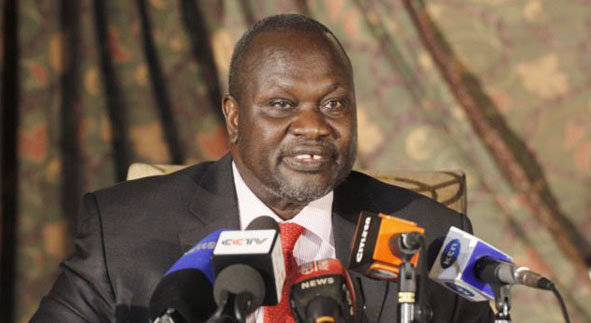 South Sudan rivals hold peace talks on deadline day