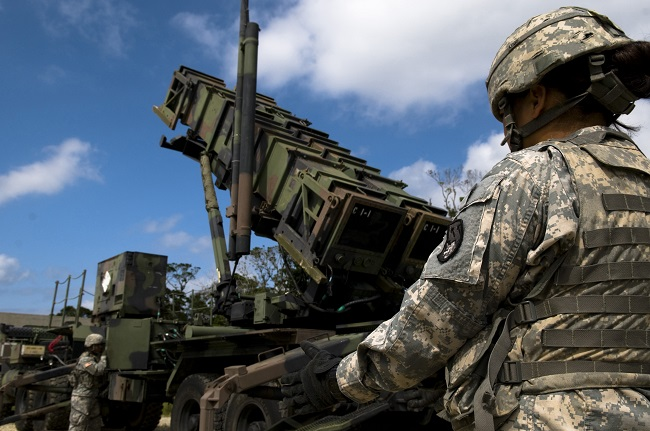 US, Germany to pull Patriot missiles from Turkey