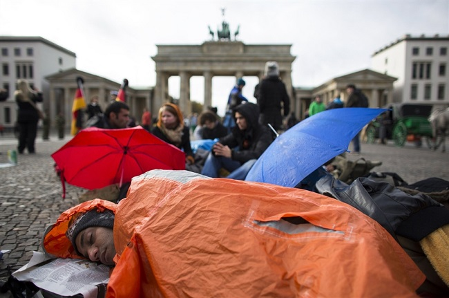 Germany to send thousands of migrants back to Balkans