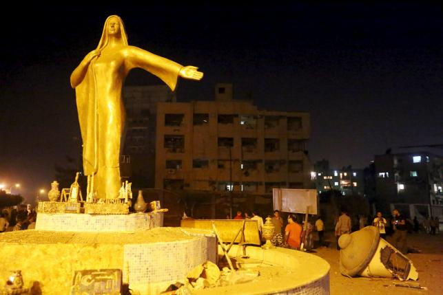 ISIL claims Cairo courthouse bomb wounding 29