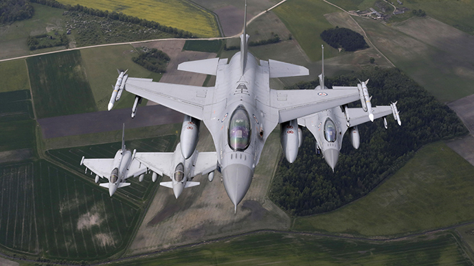 Russian MPs threatened by NATO's war games