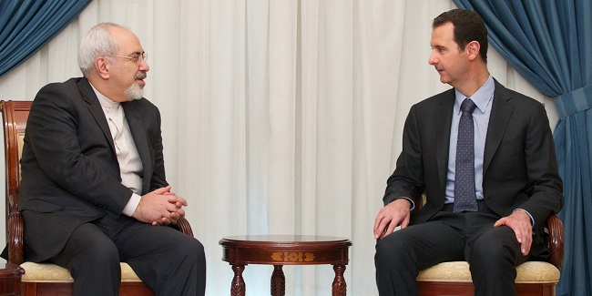 Iran welcomes UN peace plan for Syria
