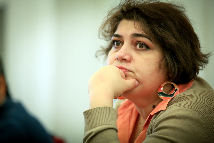 Azeri prosecutors seek nine-year sentence for journalist
