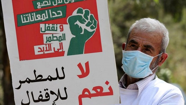 Lebanon's 'You Stink' protesters issue 72-hour ultimatum