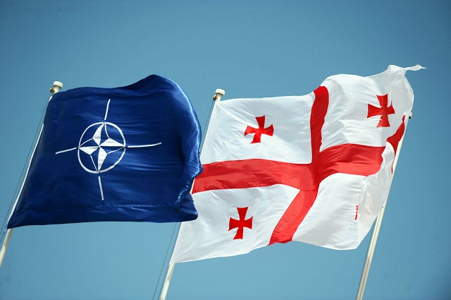 Georgia seeks to join NATO despite Russian reservations