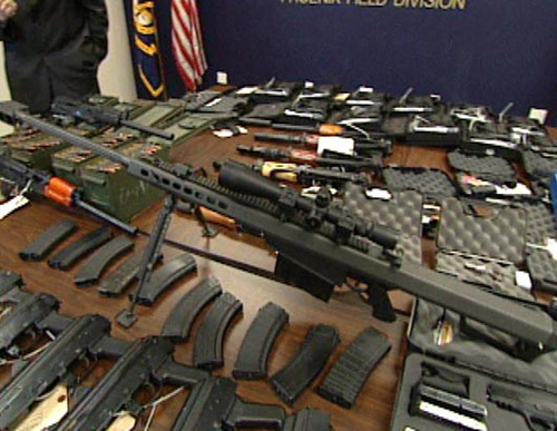 Mexico expects agreement on arms trade treaty