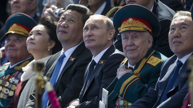 Russian, North Korean officials to attend China parade