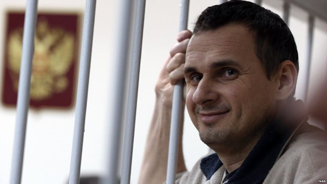 Russian court jails Ukrainian filmmaker for 'terrorism'
