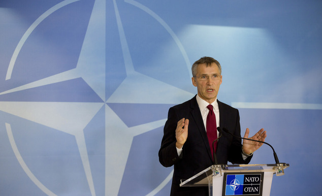 NATO chief in Tbilisi to open military training center