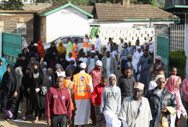 Kenyan Muslims demand end to slaughter, kidnappings