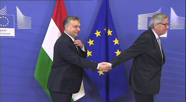 Hungary's Orban to meet Juncker as refugee crisis deepens