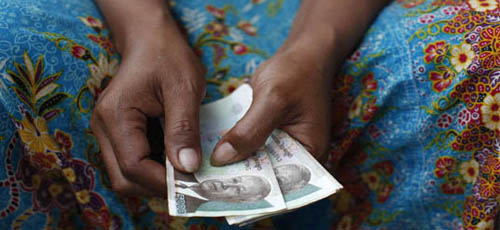 Cambodia considers interest free finance for microcredit