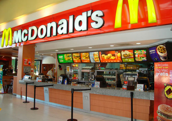 McDonald's to test paper straws in US