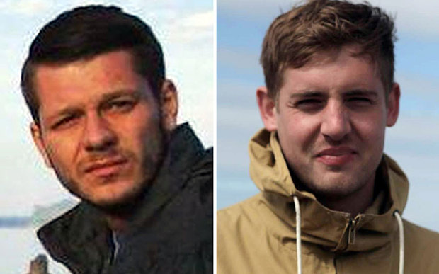 Turkey: Vice News journalists held on terror charge 'deported'