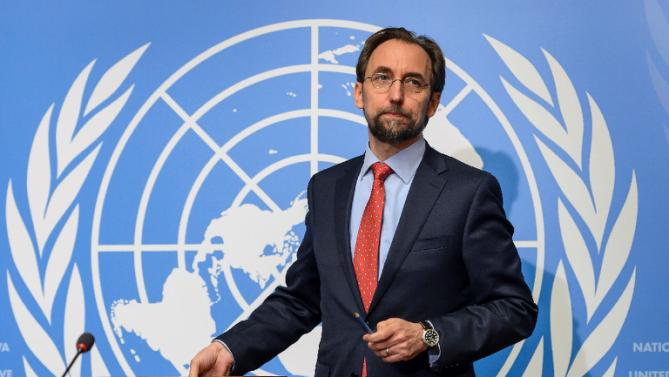 Russia closing UN human rights office in Moscow