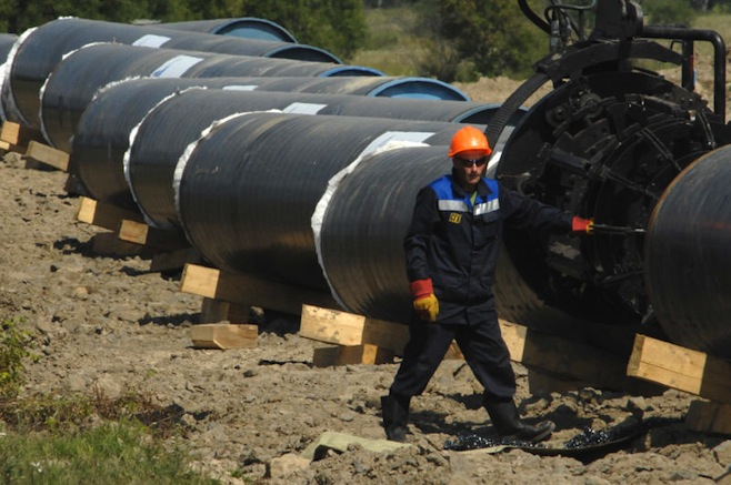 Gazprom says Russia supplied nearly one-third of EU gas
