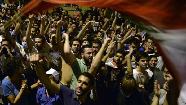 HRW urges Lebanon to end military trials of civilians