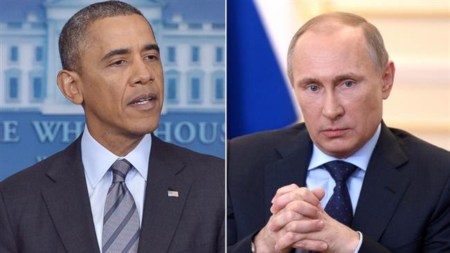 Obama praises Russian role in Syria talks