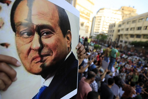4,000 Egyptian civilians referred to military tribunals