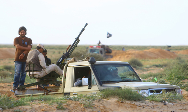 UN envoy urges Libya's rebels to sign peace deal