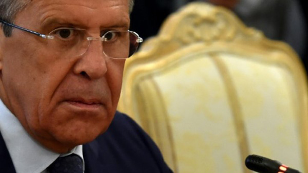 Russian FM to meet UN Syria envoy amid diplomatic push