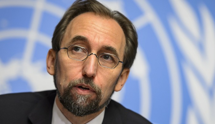 UN rights chief tells UK, Sweden to accept Assange ruling
