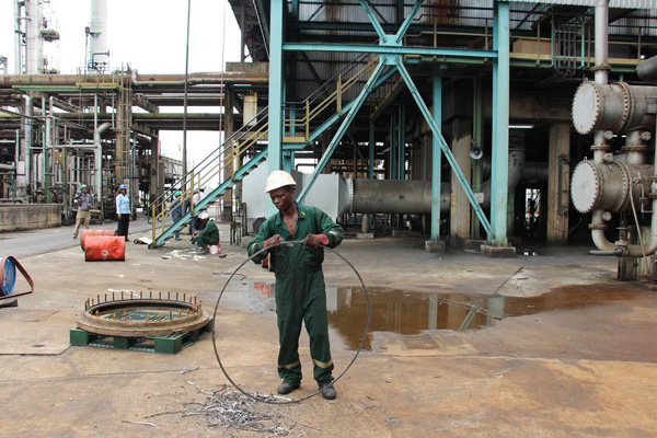 Nigerian economy officially enters recession