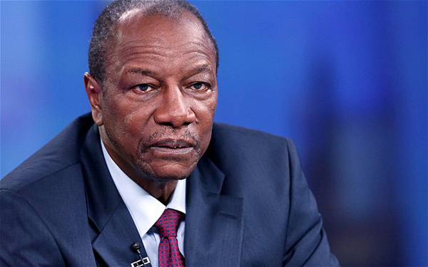 Guinea stands with Turkey in fight against terror