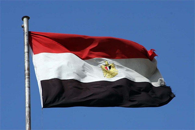 Egypt's defense minister flies to France for talks