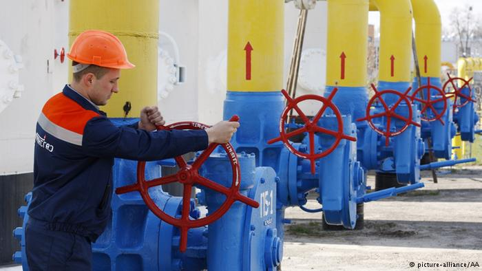 Russia stops gas deliveries to Ukraine