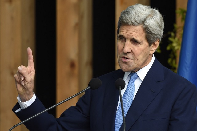 Kerry warns ISIL 'days numbered'
