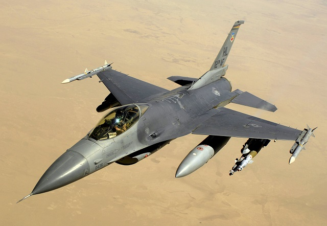 US to supply Pakistan with F-16 jets