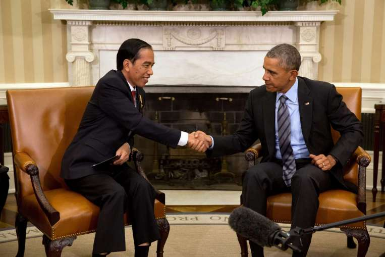 Indonesia reveals TPP intentions at White House meeting