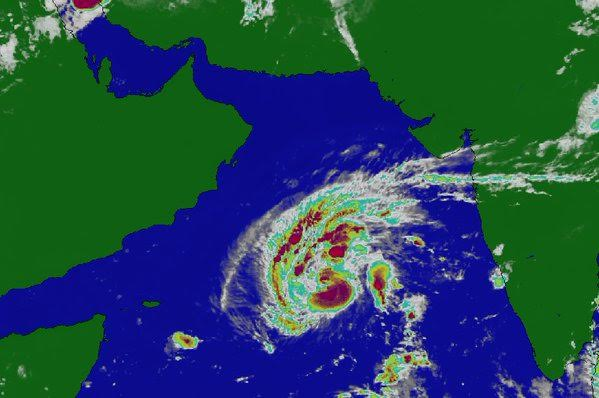 'Extremely severe' cyclone heading for Yemen, Oman: UN