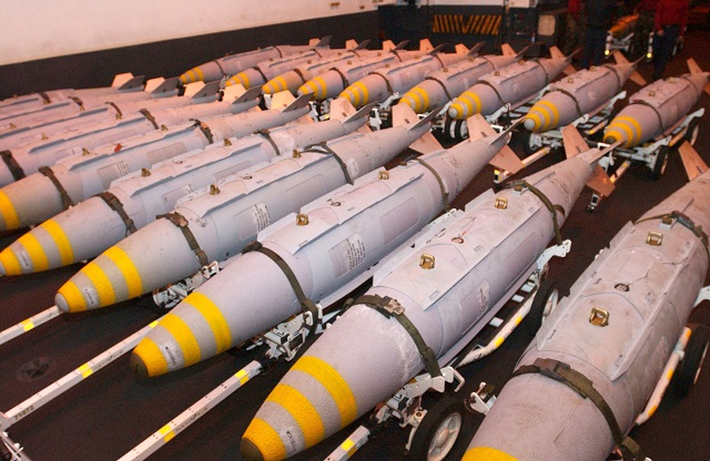 US approves sale of 'smart' bomb guidance kits to Turkey