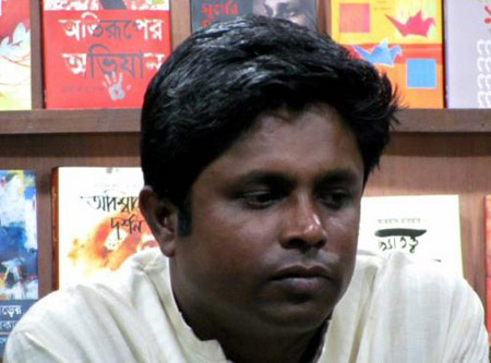 Publisher of slain blogger attacked in Bangladesh