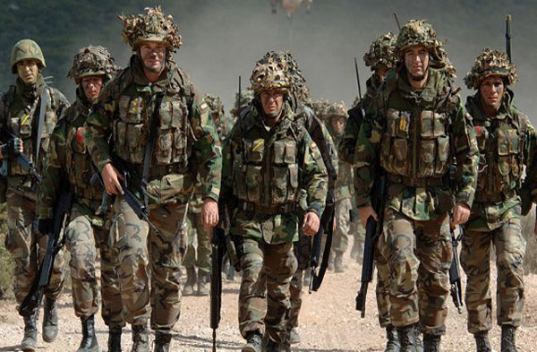 US deploys ground troops in Syria