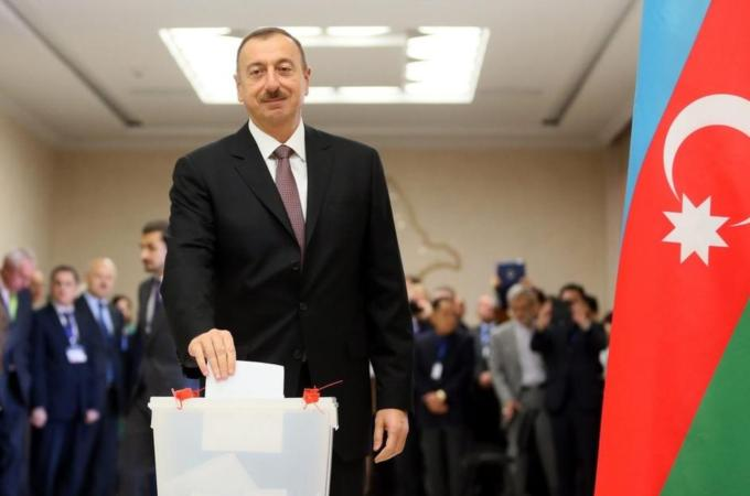 Azerbaijan votes in polls boycotted by the opposition