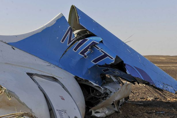 Bomb may have downed Russian jet in Egypt: UK, US